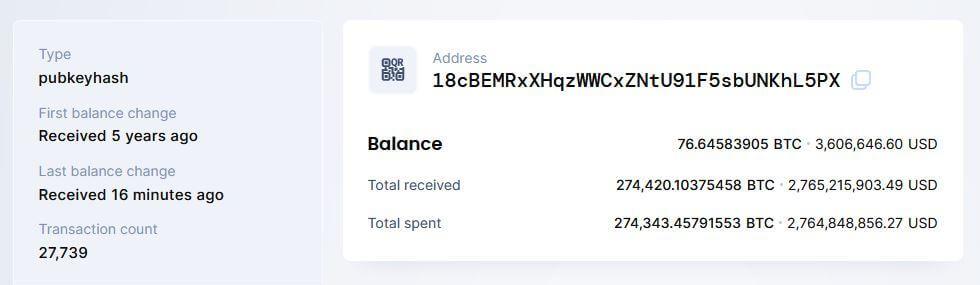 Bitcoin Blockchain Transaction Hash