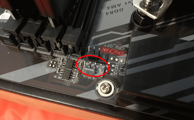 CPU FAN Safex Mining Rig