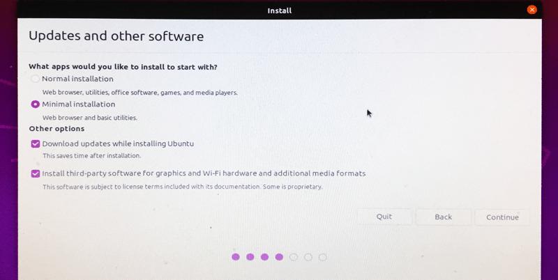 Minimal Installation Ubuntu Safex Mining Rig