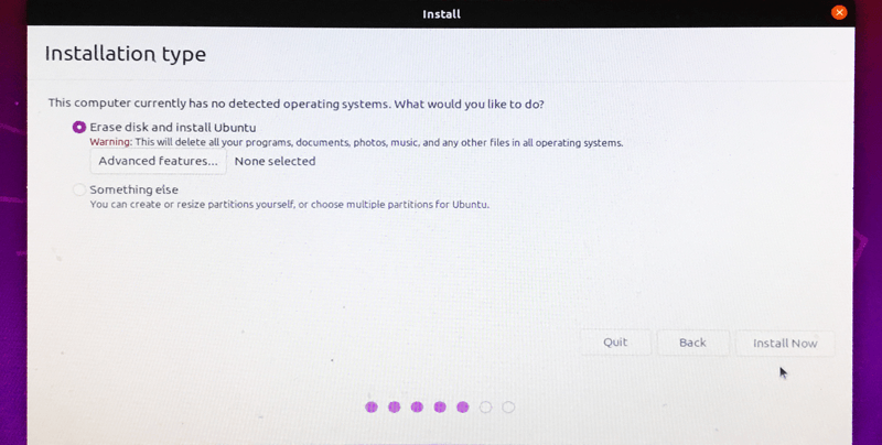 Ubuntu Installation Type Safex Mining Rig