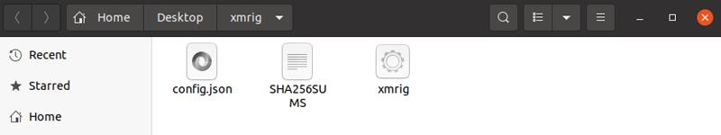 Xmrig Build and Setup Safex Mining Rig on Linux