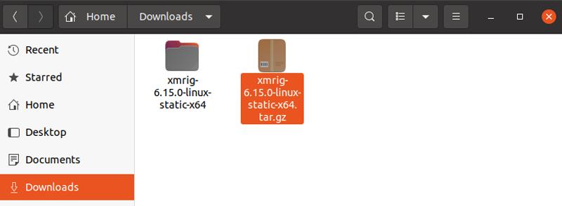 Xmrig Software Safex Mining Rig Build and Setup Linux