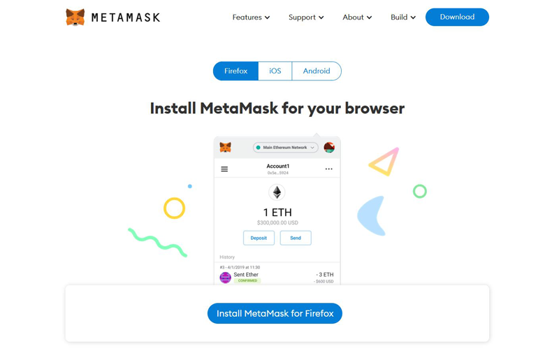 Install MetaMask Wallet Download MetaMask