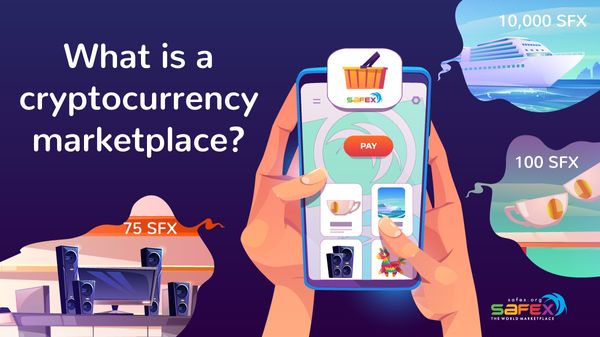 What is a Cryptocurrency Marketplace?