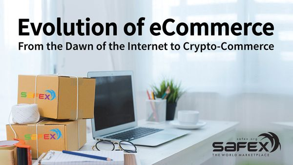 Evolution of eCommerce: From the Dawn of the Internet to Crypto-Commerce